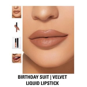 "Kylie Cosmetics Velvet Liquid Lip ""Birthday Suit"""